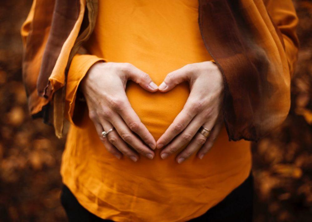 enceinte coeur découverte