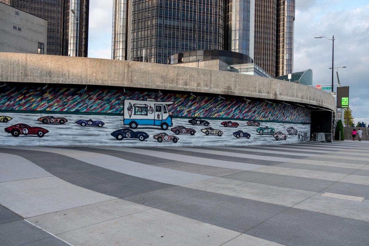 Graffiti Detroit