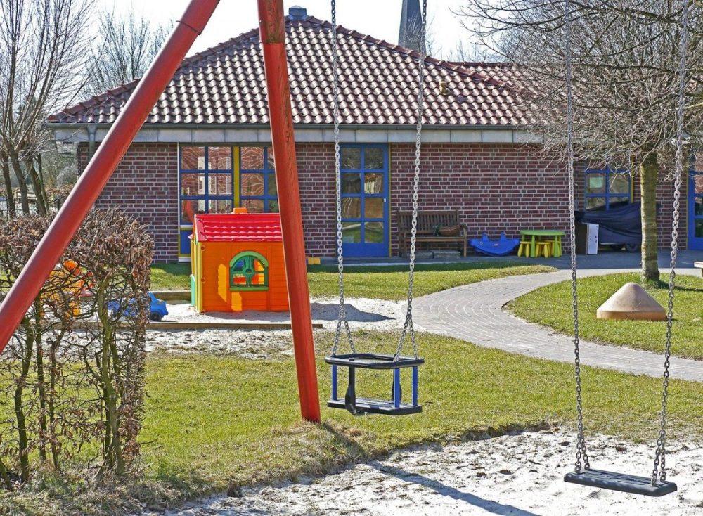 crèche, jardin d'enfants, garderie