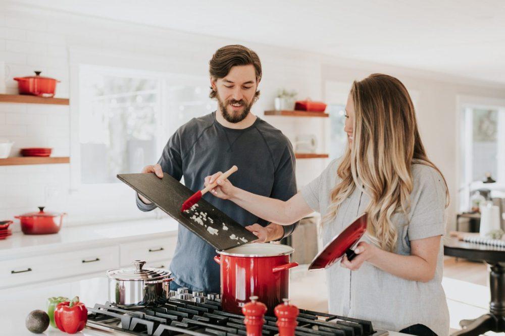 cuisine en couple