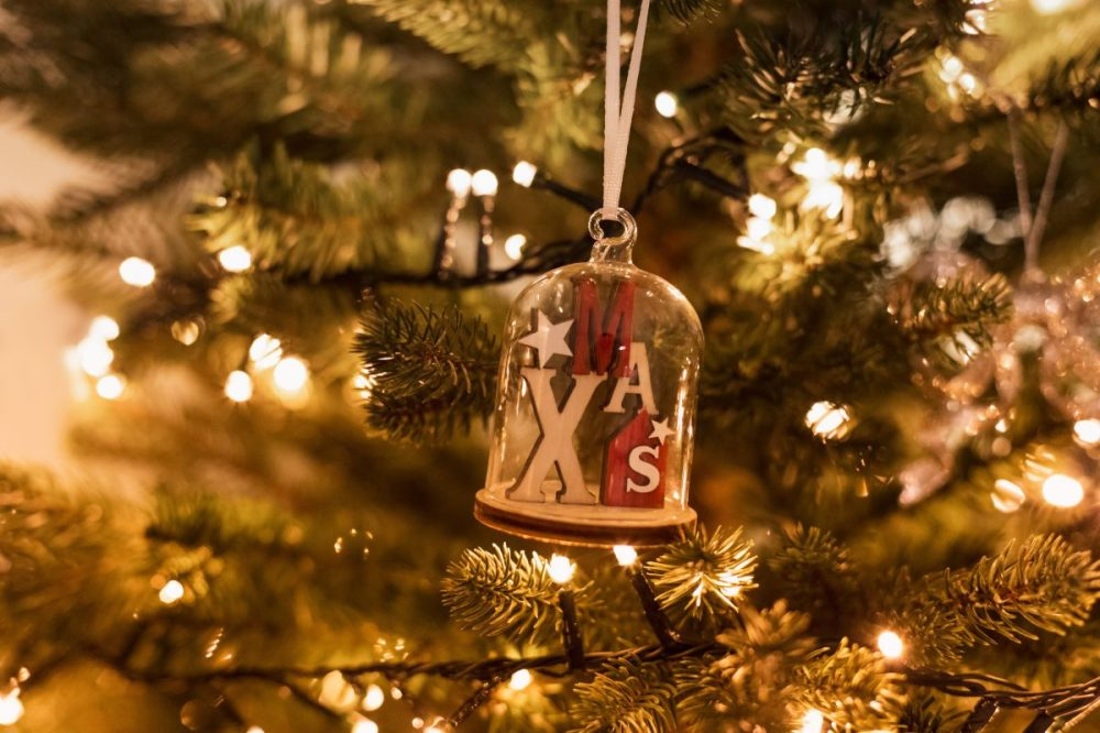décoration sapin Noël