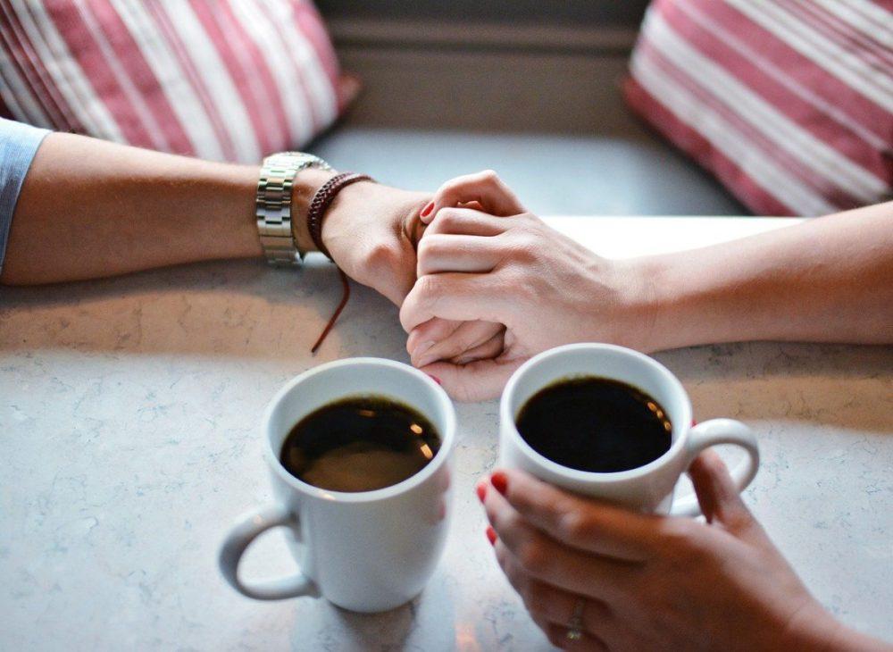 café en couple