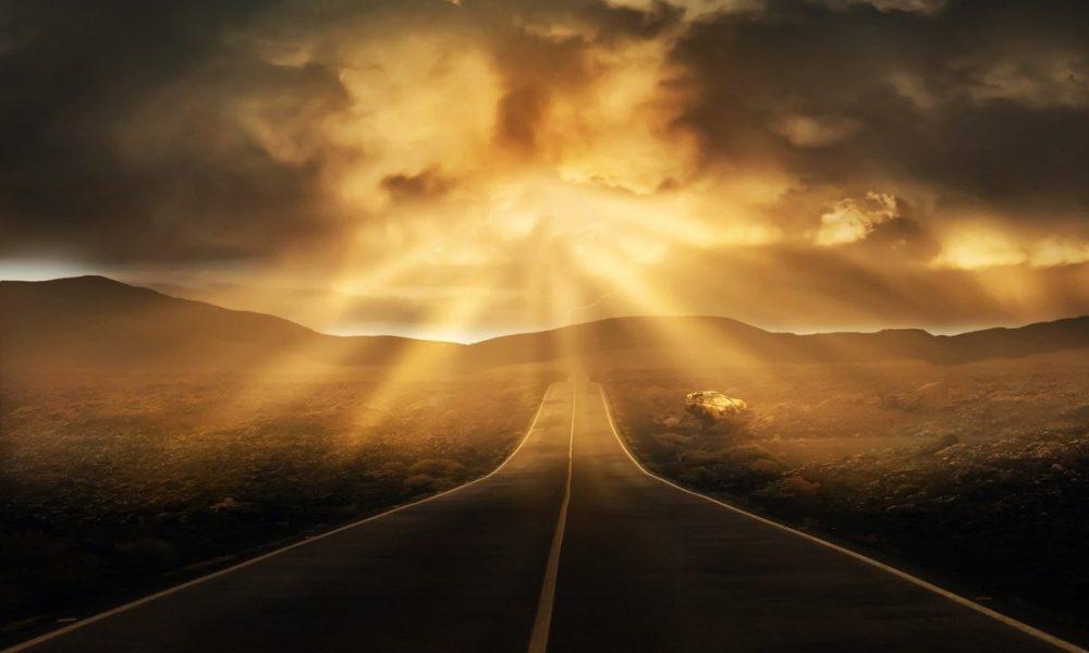 chemin vers un avenir plus radieux