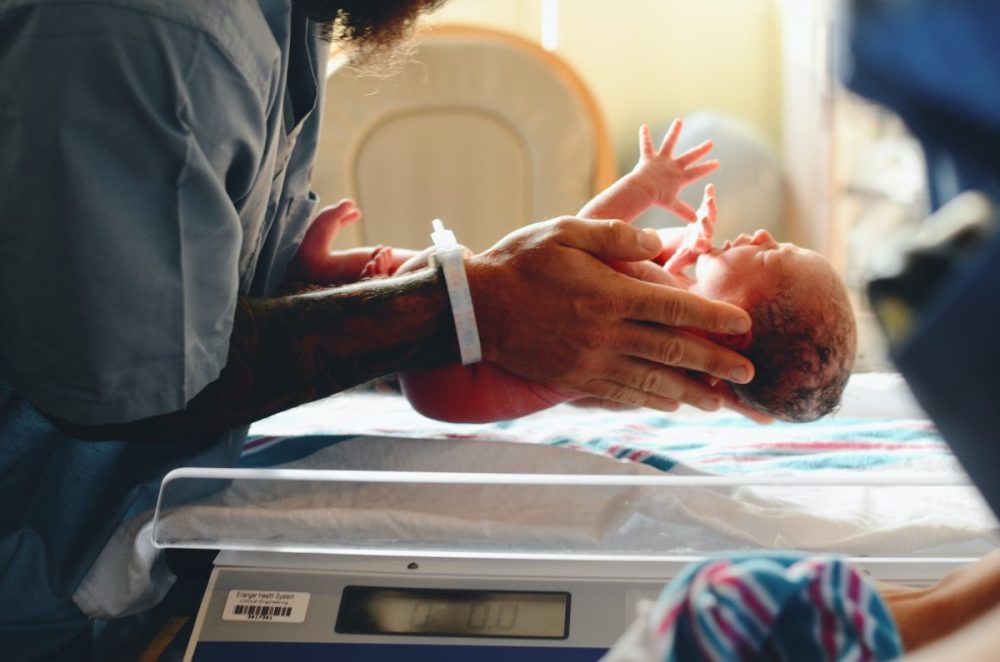 accouchement article Lys maternité