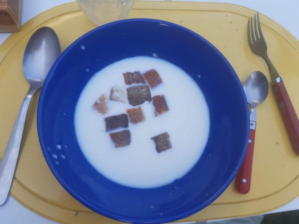 la soupe au lait de mme velo